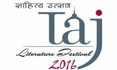3rd Taj Literature Festival to begin soon!