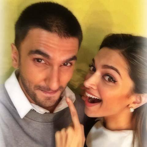 Ranveer Singh and Deepika to celebrate their Valentine in Toronto!