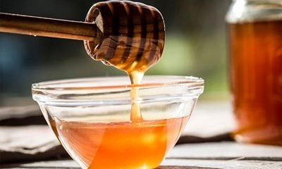 Honey can destroy harmful fungi and save lives!
