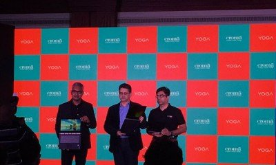 Lenovo launches new products!