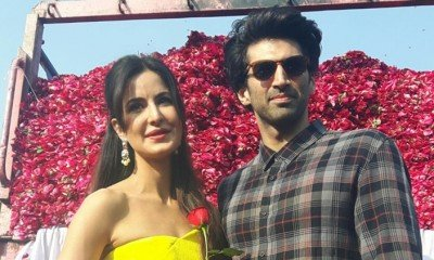 Awww! What a sweet gesture of Aditya Roy Kapoor to make Katrina feel special!