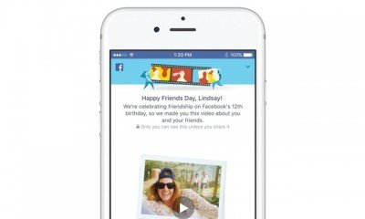 Facebook turns 12 today!