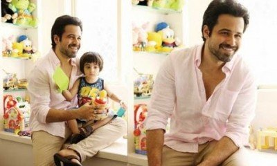 'Kiss of Life' Title of Emraan Hashmi's first ever book!