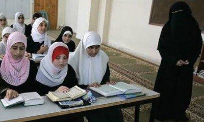 Muslim girl scored 93% in 'Ramayana'!