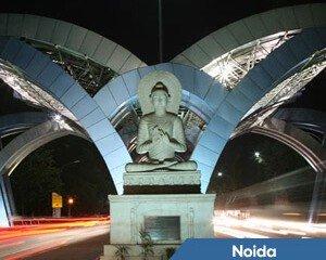 Vasant Utsav to combat air pollution in Noida