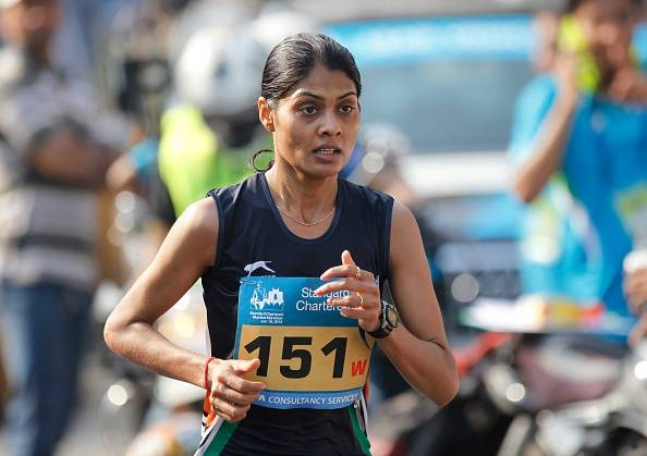 Lalita Babar named as sports person of the year!