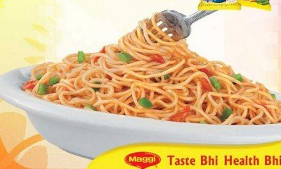 Tribute to Maggi!