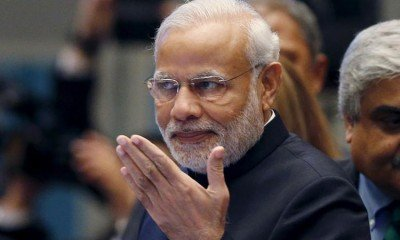 Government believes in 'All- Round Development': Narendra Modi