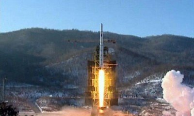 North Korea Preponed the controversial satellite launch!