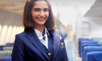 Big B appreciates Sonam Kapoor for 'Neerja'!