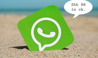 Whatsapp to Uninstall Blackberry,Nokia ecetra by 2017