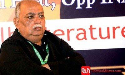 Interview with Munnawar Rana