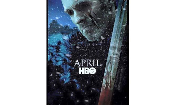 April HBO
