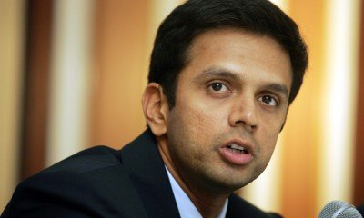 India would definitely be a part of semis of World T20: Rahul Dravid