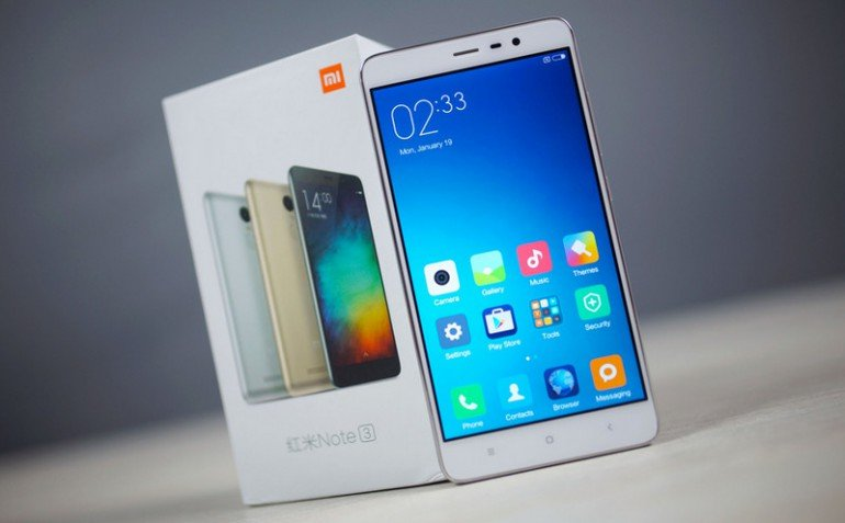 Xiaomi Sales Redmi Note 3 In South Korea To Be Stopped On The Second Day