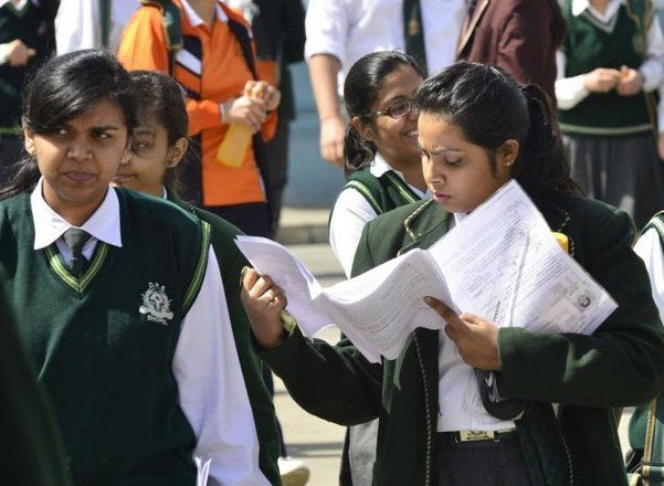 Students in tears after Maths Board Examination