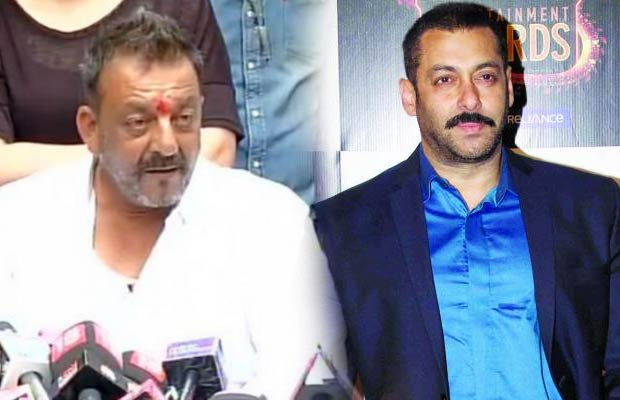 Sanjay Dutt wishes Salman to be part of his Biopic – One ...