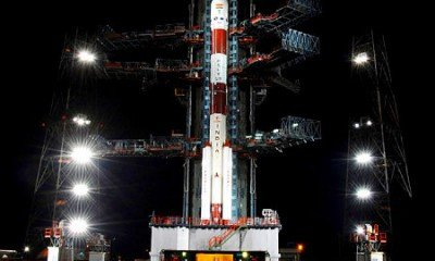 IRNSS-1G will be launched today: ISRO