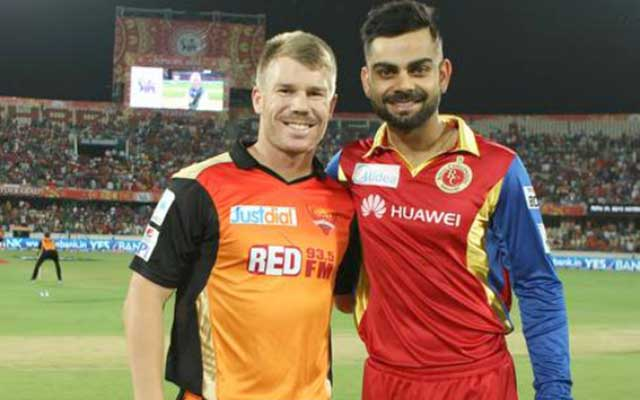 David Warner Calls Virat Kohli A 'Leader'