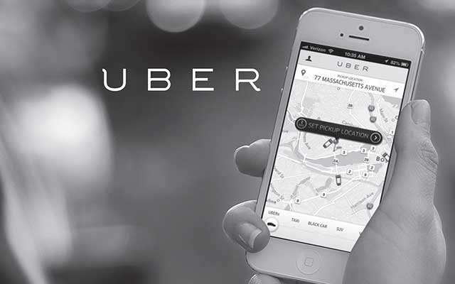 how to create a surge uber
