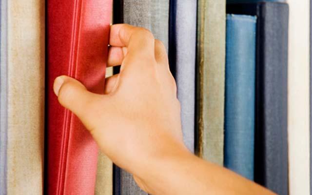 Selecting-a-book