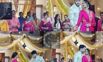 Sneak Peek from Dev and Sonakshi's Sangeet