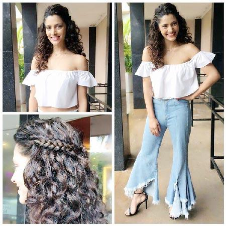 Meet the new  Fashionista of B- Town, Saiyami Kher