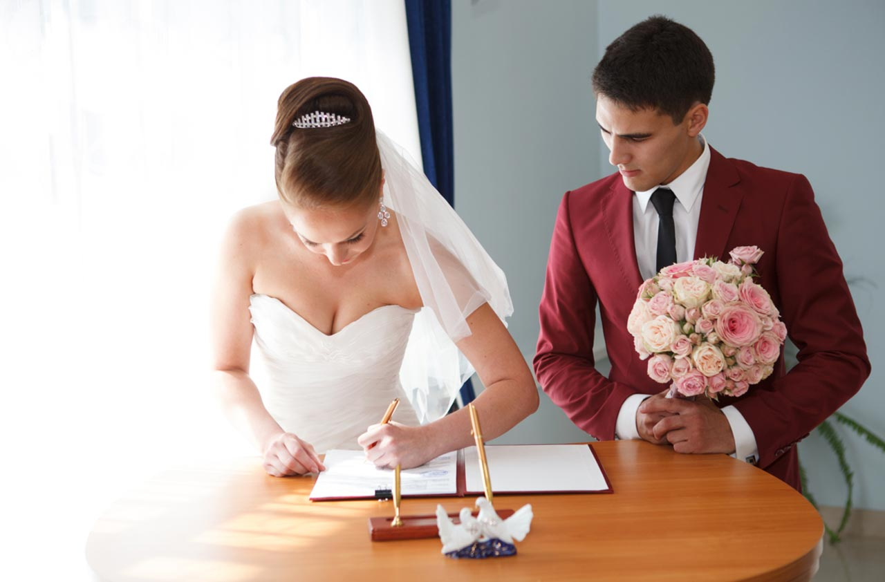 Married Not Branded:  Why do I change my Surname?