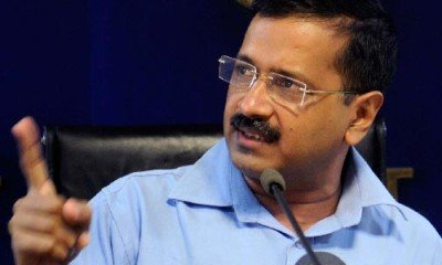 Arvind Kejriwal claims to end 'Raid Raj' in Punjab