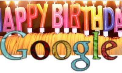 Birthday Bash: Google turns 18 today