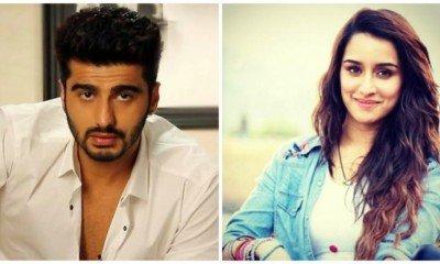 Shraddha & Arjun's DDLJ scene in Half Girlfriend