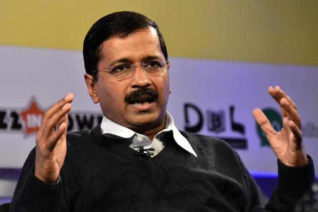 Arvind Kejriwal claims to end 'Raid Raj' in Punjab
