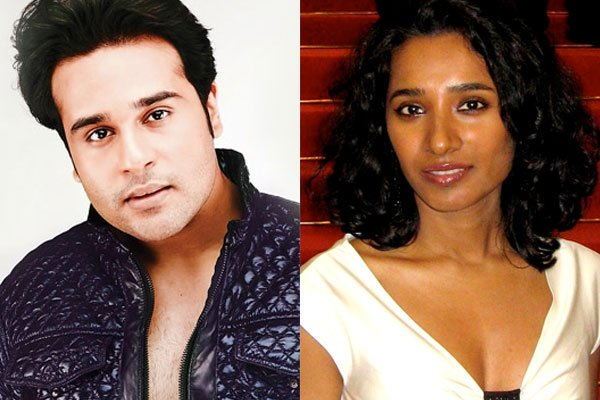 Krishna talks about Tannishtha's racial abuse controversy