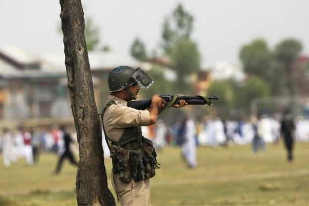 J&K HC refuses to ban pellet guns