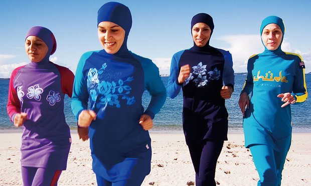 Swimwear with a difference: Learn more about Burkini concept