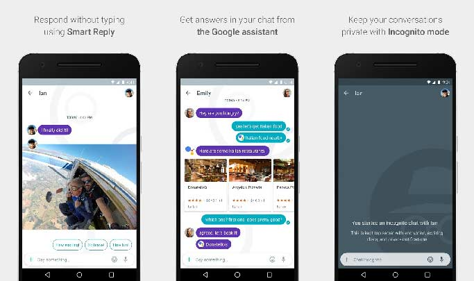 Google rolls out Allo, the new messaging app
