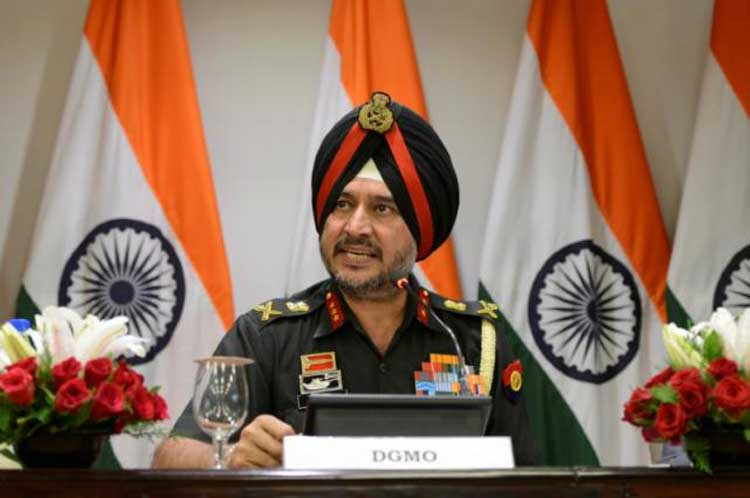 India launched Surgical Strikes against suspected militants