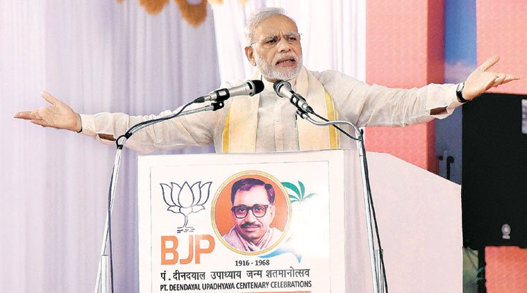 Consider Muslims as your own, not vote banks: PM Modi