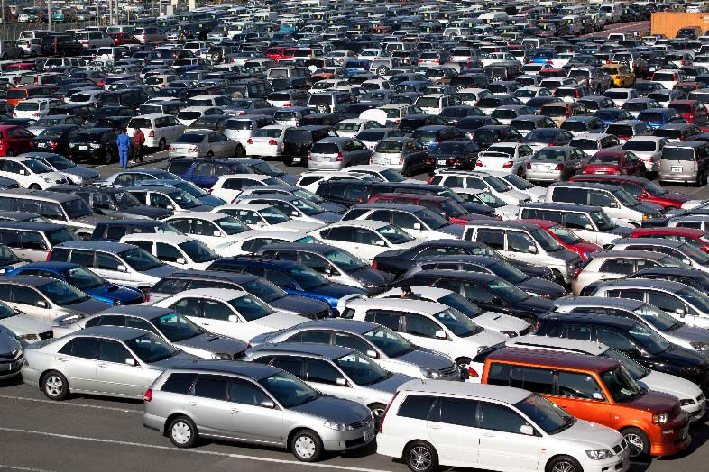 US consumers are spending more in Automobiles