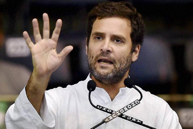 Rahul Gandhi granted relief in defamation case