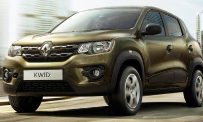 Renault exported Made-In-India Kwid, Duster to Nepal