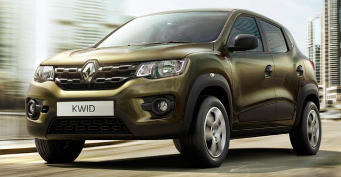 Renault exported Made-India Kwid, Duster Nepal