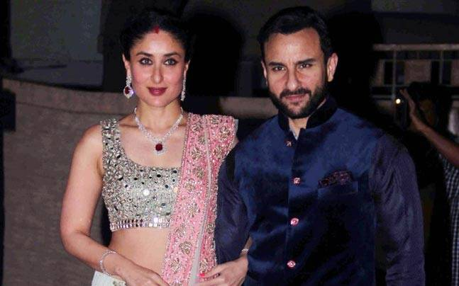 Dad Saif wants to keep their Baby's name Saifeena, says Kareena Kapoor