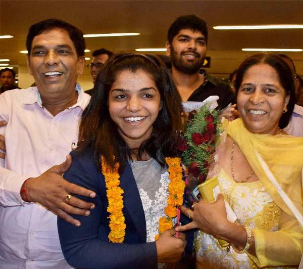 Sakshi Malik eagerly wants to return to wrestling