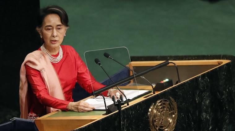 Highlights from Aung San Suu Kyi's first speech as Myanmar Leader