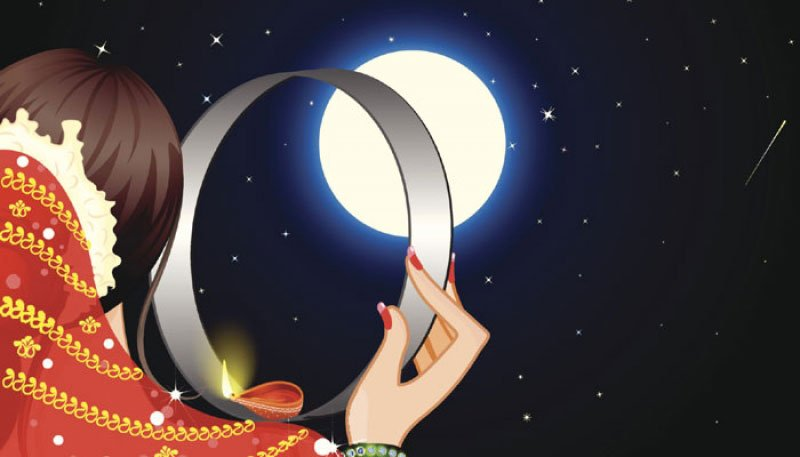 First Karwa Chauth, tempting Food and Fast