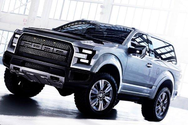 Ford Bronco, Ranger all Set to Return