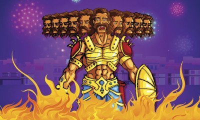 This Dussehra, Burn the Ravana Inside You!