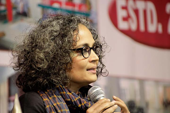Arundhati Roy to come out with new novel!