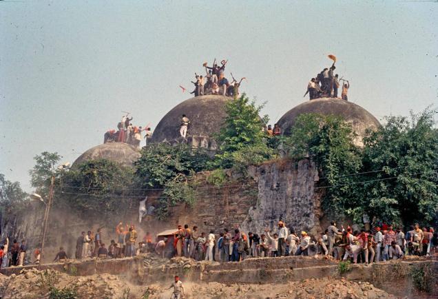 "BJP utilizing ""Ram Mandir"" issue before the polls"